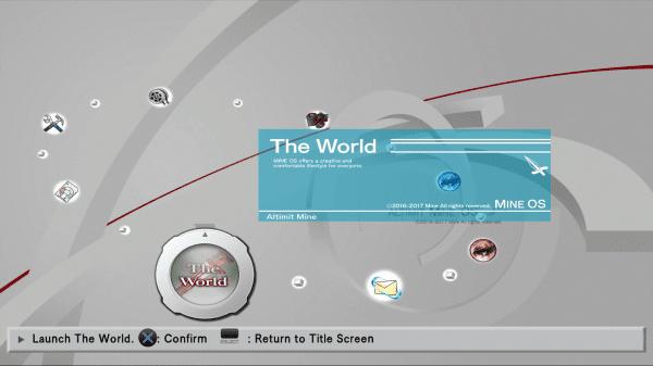 Screenshot de .hack//G.U. Vol. 1 Rebirth