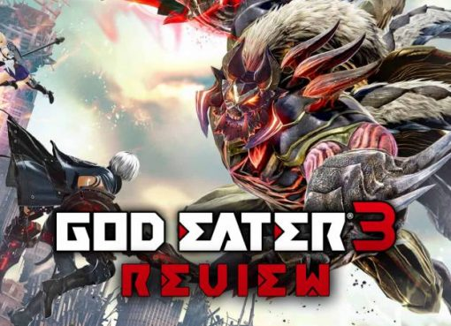 Review de God Eater 3