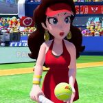 Pauline em Mario Tennis Aces