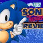 Review de Sega Ages: Sonic the Hedgehog