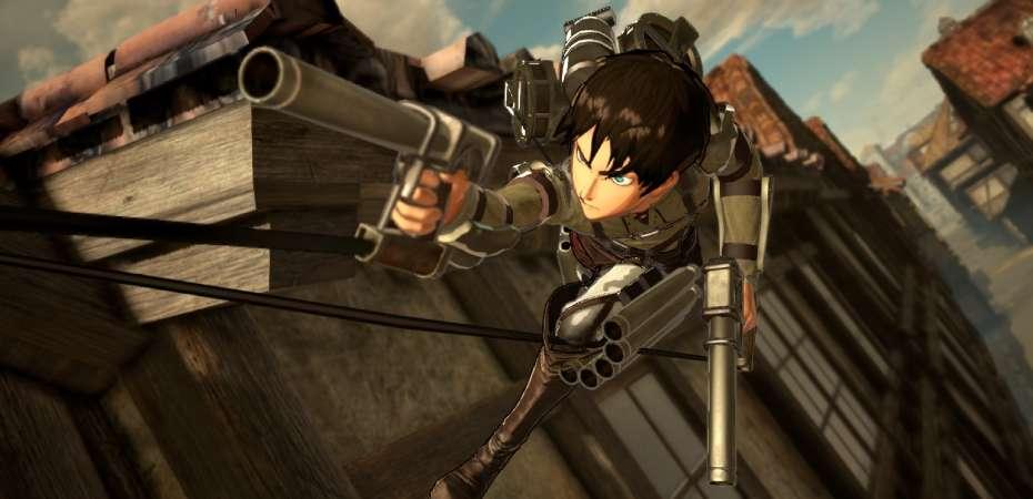 Screenshot de Attack on Titan 2: Final Battle