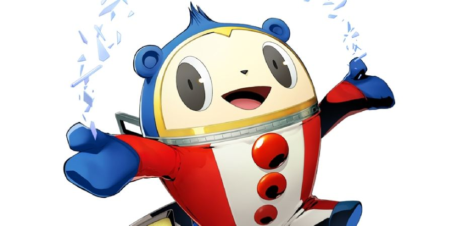 Arte de Teddie em BlazBlue Cross Tag Battle