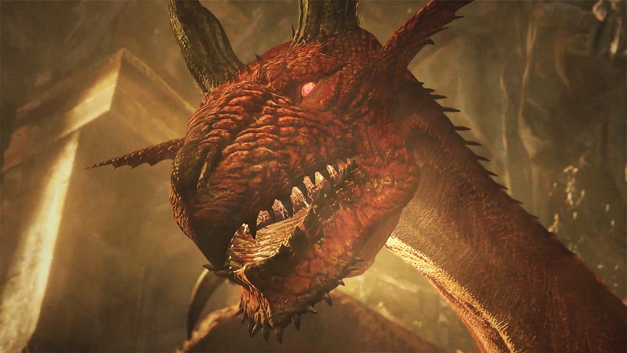 Screenshot de Dragon's Dogma