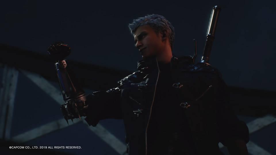 Screenshot de Devil May Cry 5