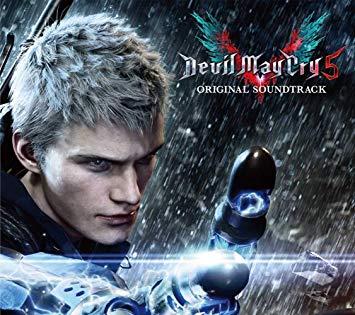 Capa da trilha sonora de Devil May Cry 5