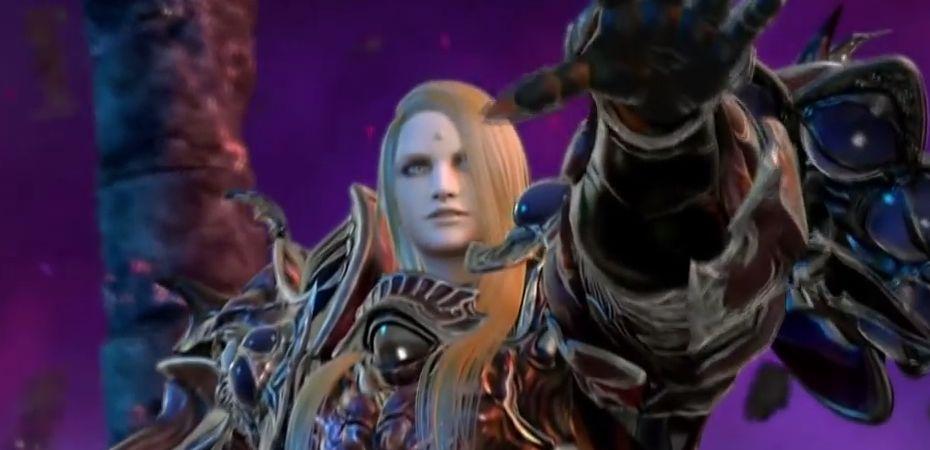 Zenos yae Galvus de Final Fantasy XIV em Dissidia Final Fantasy NT