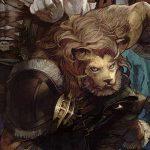 Nova raça de Final Fantasy XIV