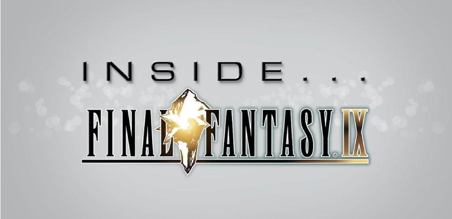 Screenshot do vídeo Inside Final Fantasy IX