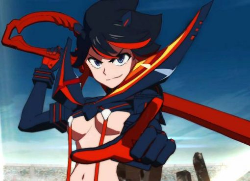 Screenshot de Kill la Kill the Game: IF