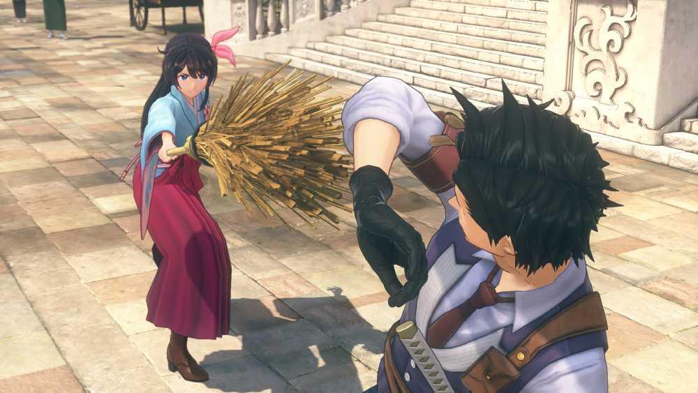 Screenshot de Project Sakura Wars