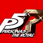 Logotipo de Persona 5 the Royal