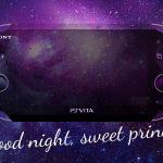 Adeus, PS Vita