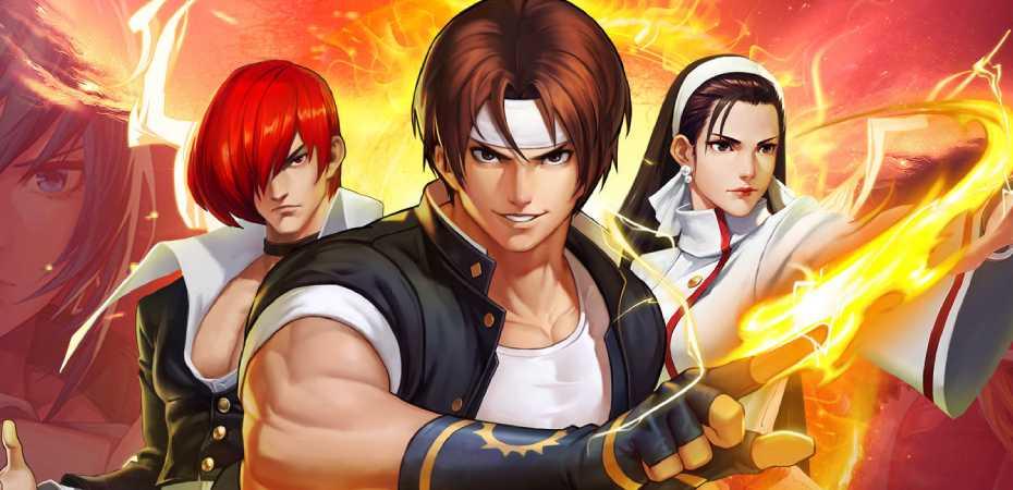 RPG de luta <i>SNK All-Stars</i> é anunciado para dispositivos móveis