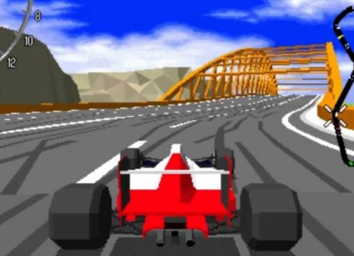 Screenshot de Virtual Racing