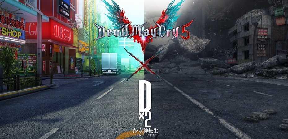 <i>Shin Megami Tensei: Liberation Dx2</i> terá colaboração com <i>Devil May Cry 5</i>