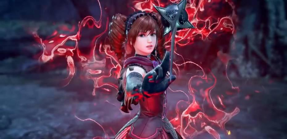 Amy Sorel em Soulcalibur VI