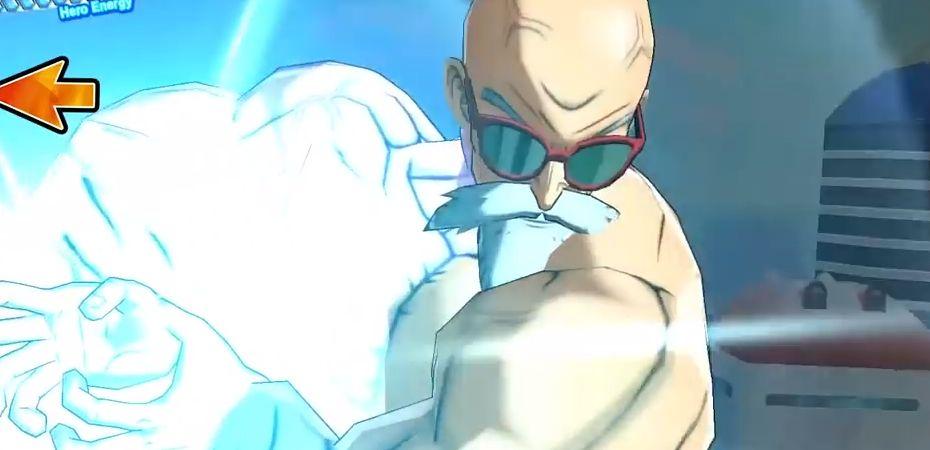 Screenshot de Super Dragon Ball Heroes: World Mission