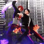Screenshot do trailer de The King of Fighters All-Star