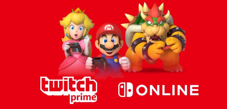 Assinantes da Twitch Prime terão até 1 ano de Nintendo Switch Online