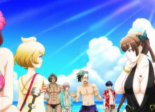 Screenshot de Zanki Zero: Last Beginning
