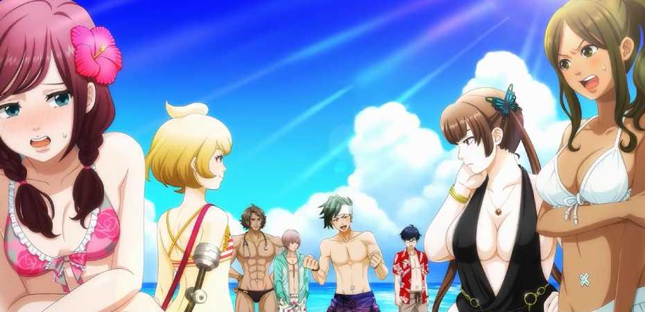 Screenshot de Zanki Zero: Last Beginning
