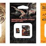 Imagem do Monster Hunter microSD Card