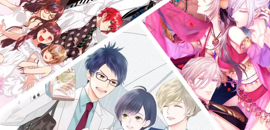 Novas visual novels otome serão lançadas no Switch pela Idea Factory