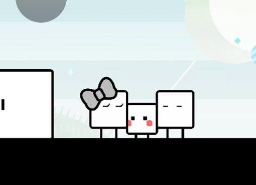 Screenshot de Box Boy! + Box Girl!