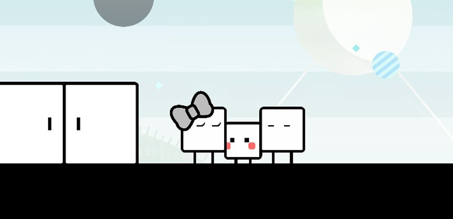 Screenshot de Box Boy! + Box Girl!
