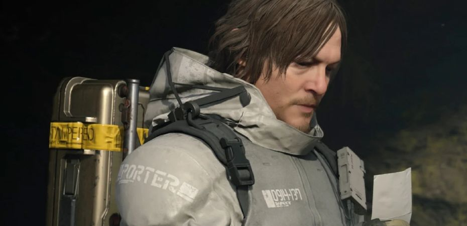 Screenshot de Death Stranding