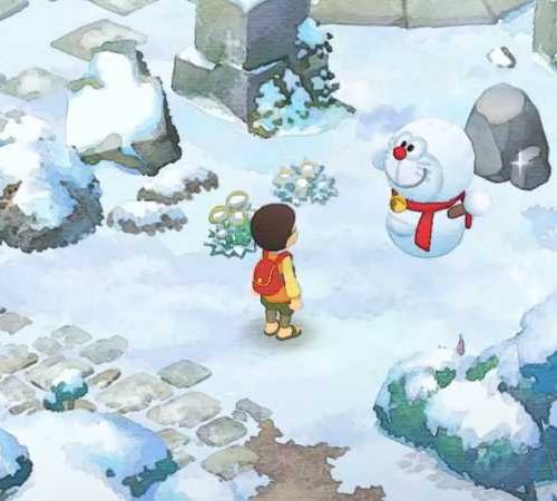 Screenshot de Doraemon Story of Seasons