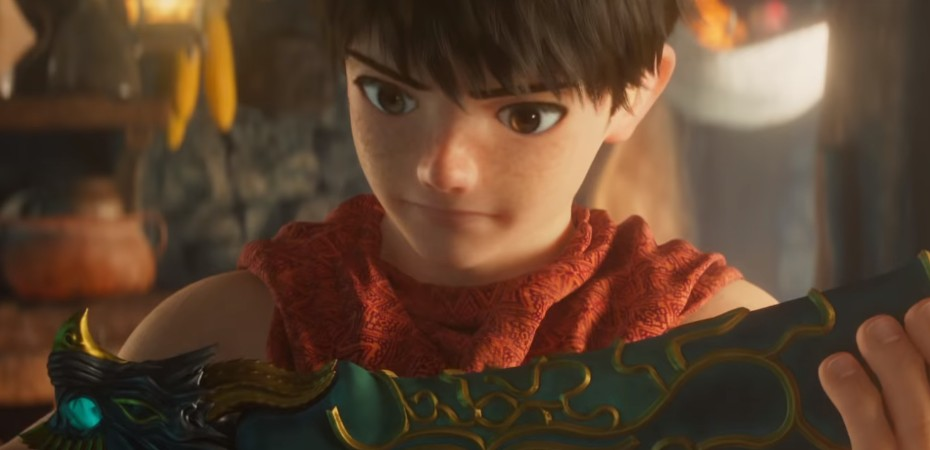 Divulgado o primeiro trailer do filme animado <i>Dragon Quest: Your Story</i>