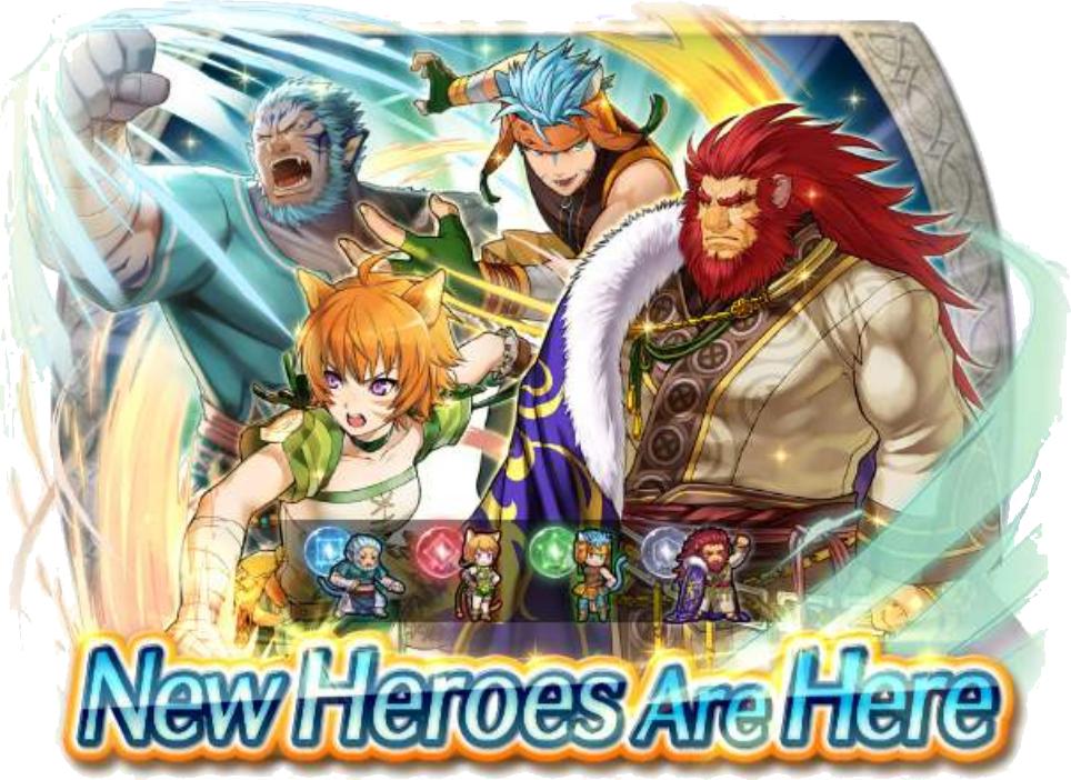 Imagem promocional de Fire Emblem Heroes