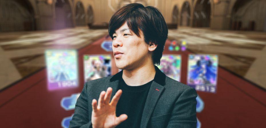 Hiroaki Iwano, produtor da franquia <i data-eio=