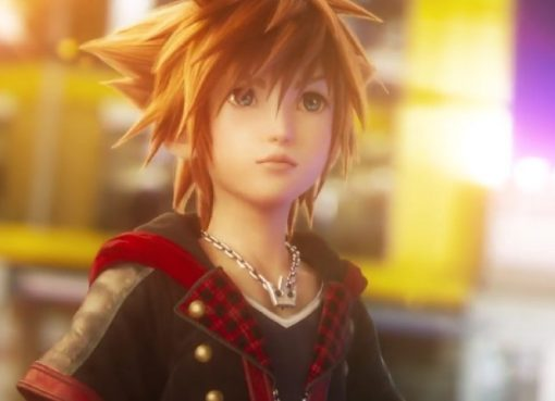 Screenshot de Kingdom Hearts III