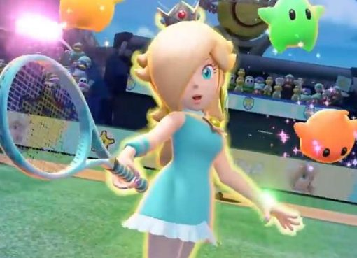 Screenshot de Mario Tennis Aces