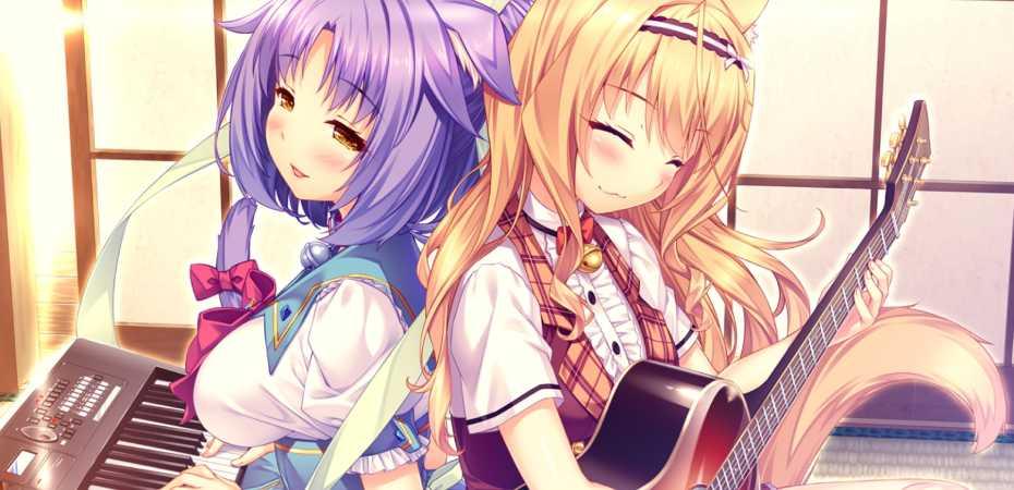 <i>Nekopara Vol. 3</i> para PS4 e Switch chega em junho
