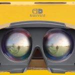 Imagem promocional do Nintendo Labo Toy-Con VR Kit para The Legend of Zelda: Breath of the Wild