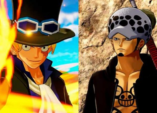 Screenshots de One Piece: World Seeker