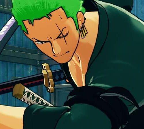 Screenshot de Zoro em One Piece: World Seeker