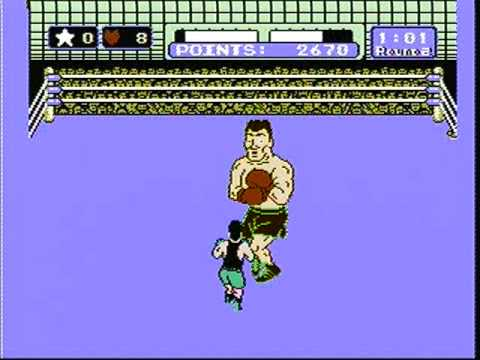 Screenshot de Punch-Out!! Featuring Mr. Dream
