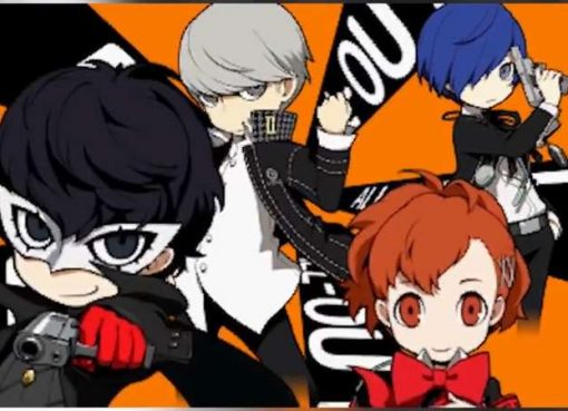 Screenshot de Persona Q2: New CInema Labyrinth