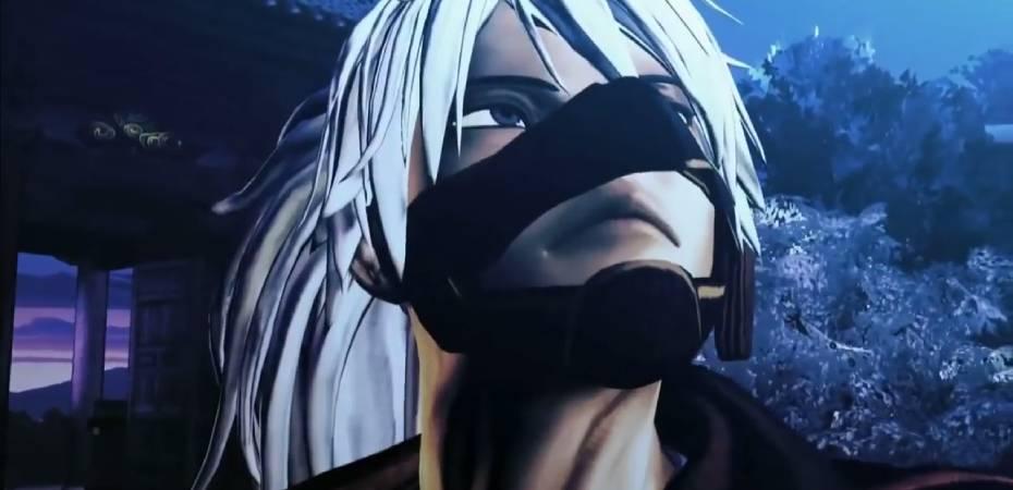 Screenshot de Samurai Shodown