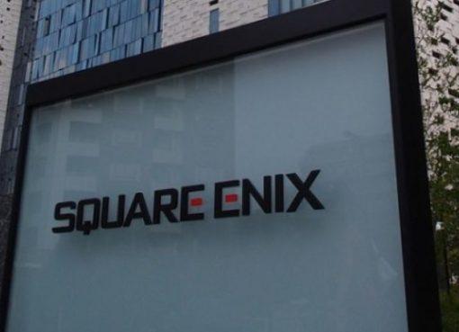 Sede da Square Enix em Tóquio