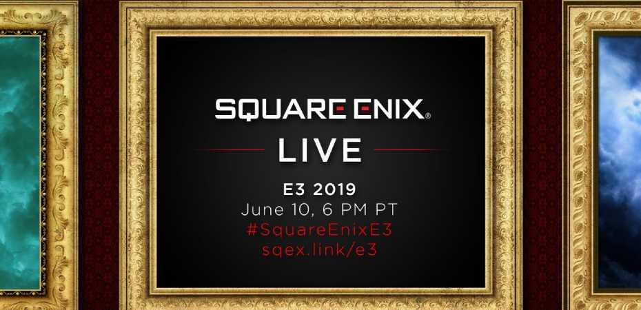 Imagem da Square Enix Live E3 2019