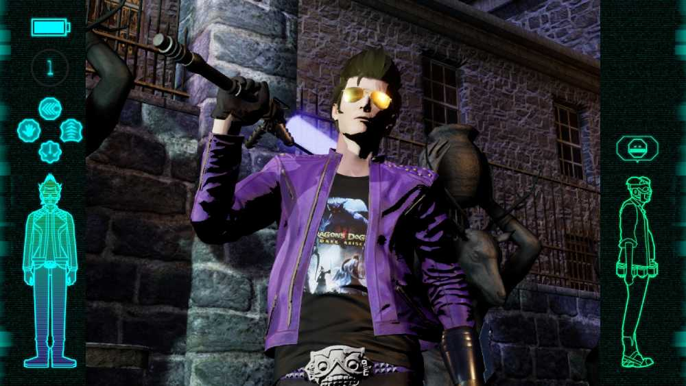 Screenshot de Travis Strikes Again: No More Heroes
