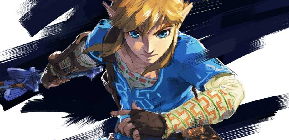 Arte de The Legend of Zelda: Breath of the Wild
