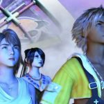 Screenshot de Final Fantasy X, parte da coletânea Final Fantasy X | X-2 HD Remaster