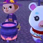 Screenshot de Animal Crossing: Pocket Camp