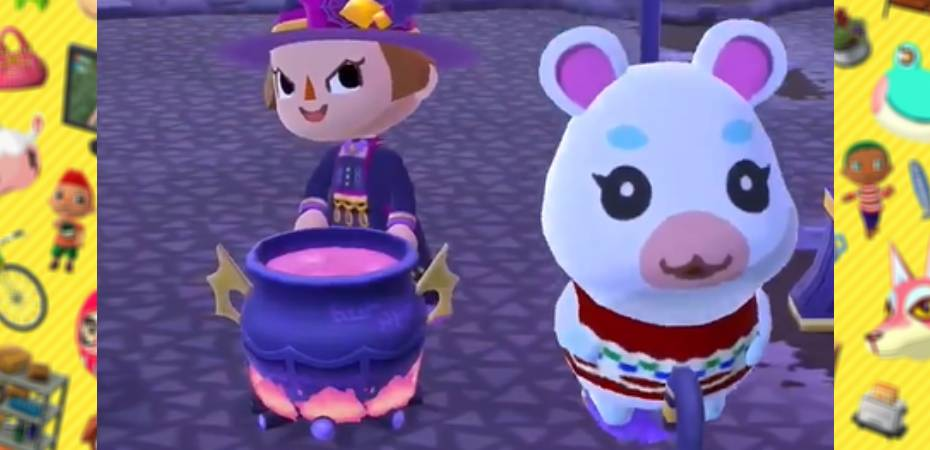 Screenshot de Animal Crossing: Pocket Camp